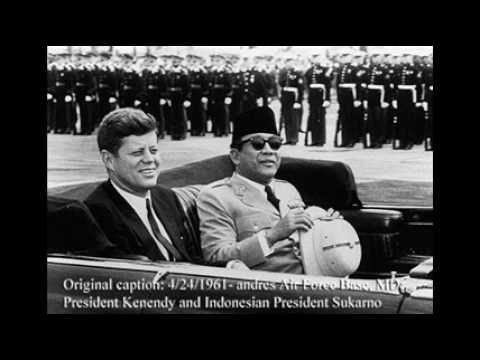 Soekarno the great president of indonesia