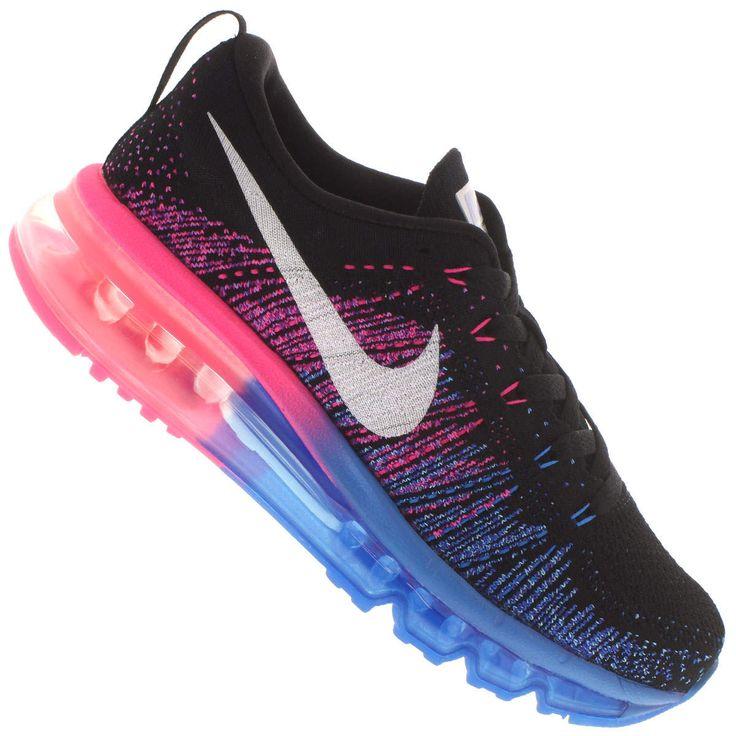 51baa5abc04 Tenis Nike Flyknit Air Max - Feminino tablicia.es