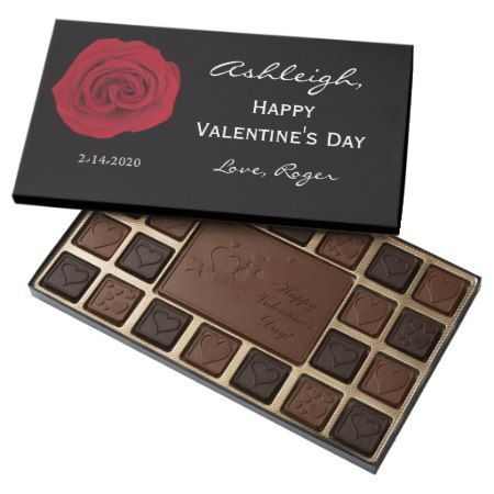 Personalized Valentines Day Gifts Chocolates Box - click to get yours right now!