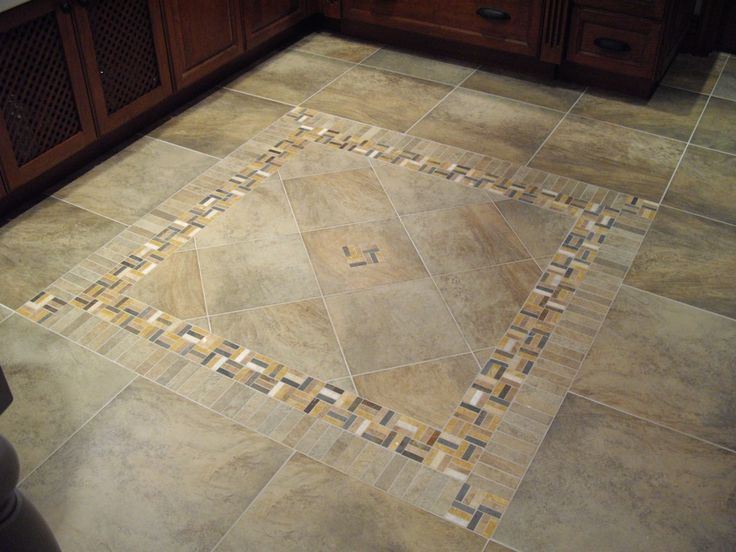 Frugal Floor Tile Patterns For Small Spaces And Tile Floor