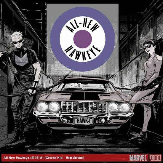 Hawkeye and Hawkeye take aim at another season. But it's not all straight as an arrow for Clint and Kate. A deep-seated rift that stretches across time, brings old man Clint and a wiser Kate back toge