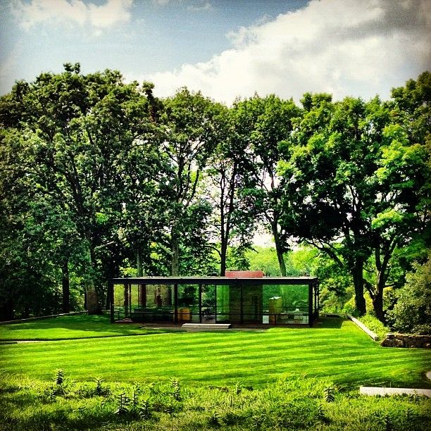 the glass house in new canaan ct oh the places i 39 ll go pinterest architecture the o 39 jays. Black Bedroom Furniture Sets. Home Design Ideas