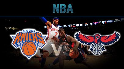 New York Knicks at Atlanta Hawks Tickets
