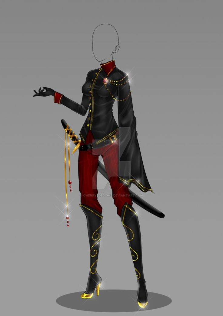 SB: $15 MI: $2 AB: $ 45 AB 2: $ 60 - I draw your character in this outfit When auction ends please make sure you are able to pay (if you are low on money /waiting for paycheck, we can talk ab...