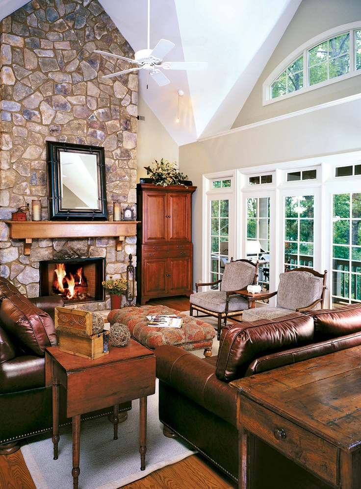 78 Best Images About Living Room On Pinterest Fireplaces
