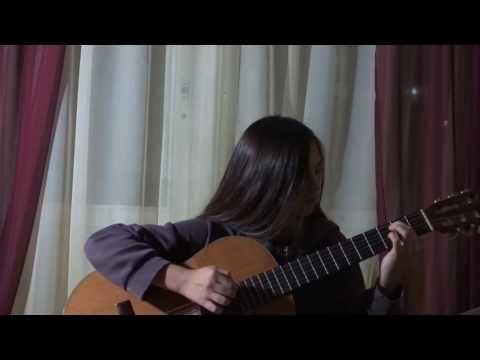 ОПА ГАНГАМ СТАЙЛ GANGNAM STYLE на гитаре вариант 2