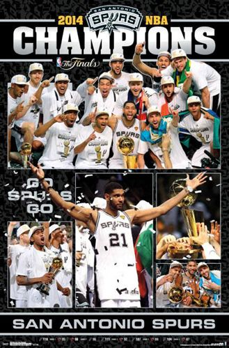 17 Best images about San Antonio Spurs NBA Championship Posters, Prints, Pennants, Banners on ...