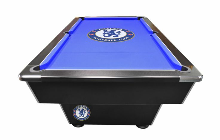 Chelsea Pool Table Cloth - 8ft | Home Leisure Direct