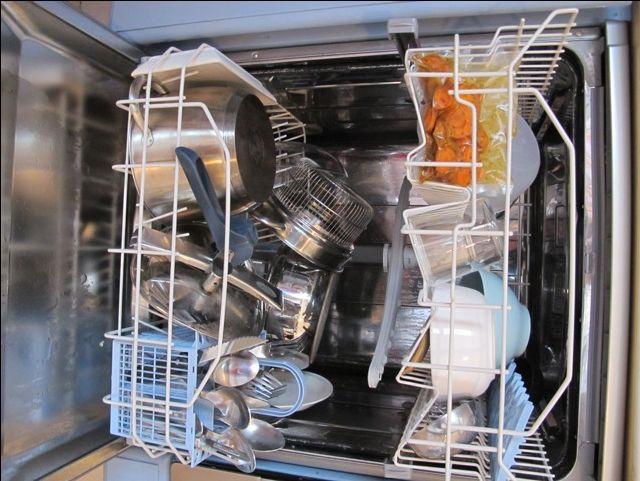 Come cucinare con la lavastoviglie :D