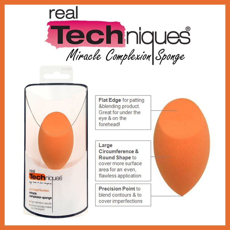 Real Techniques - Miracle Complexion Sponge