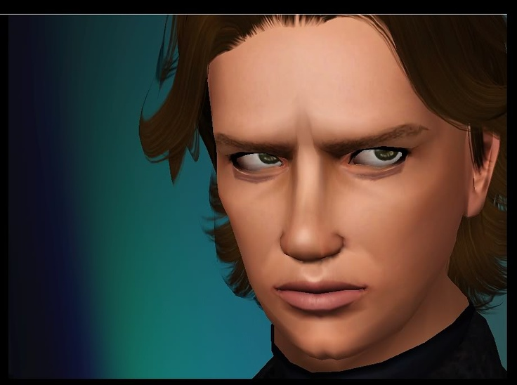 Mod The Sims - Nose contour and Tired eyes makeup for Defined noses and Realistic eyes!