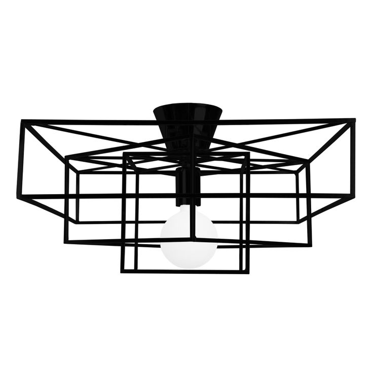 Cube plafond