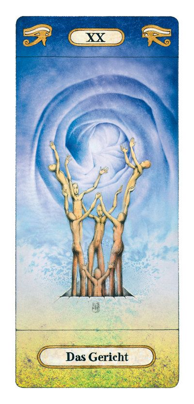 33 Best Images About Crowley Thoth Tarot On Pinterest