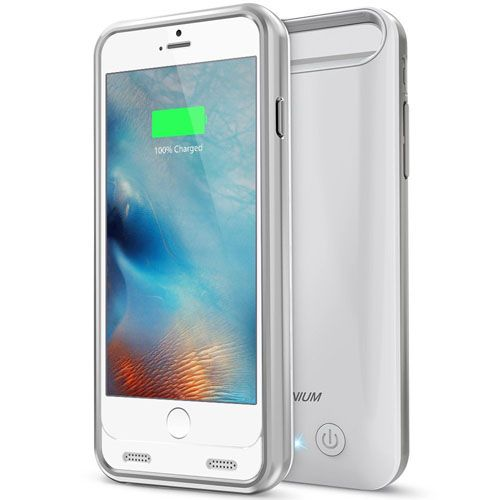 7. Trianium Atomic S iPhone 6 6S Portable Charger Charging Case