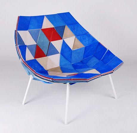 Diamond Chair - Chris Bartels / Anna ter Haar