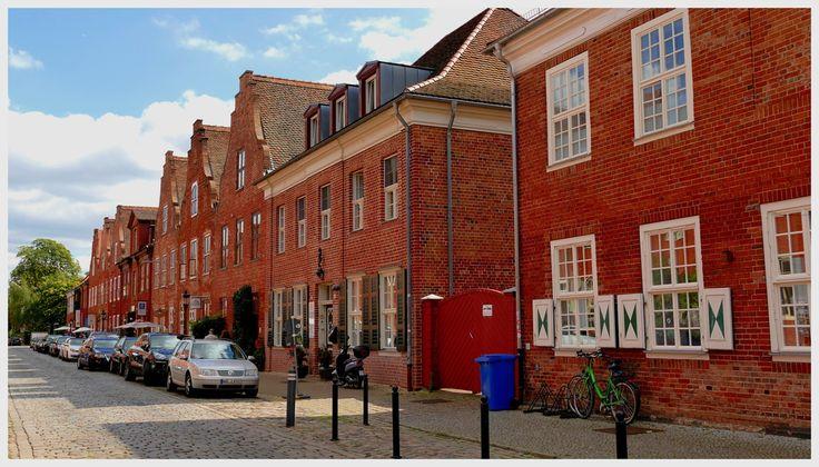 Holländisches Viertel Potsdam von Dirk Janke