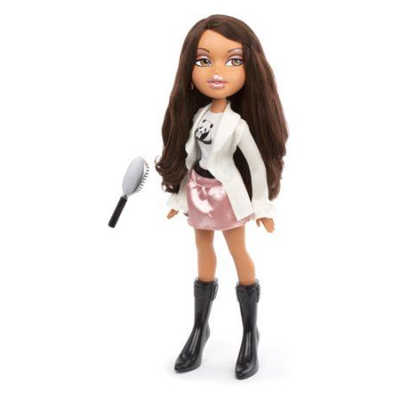 Bratz Collector Doll Big Yasmin