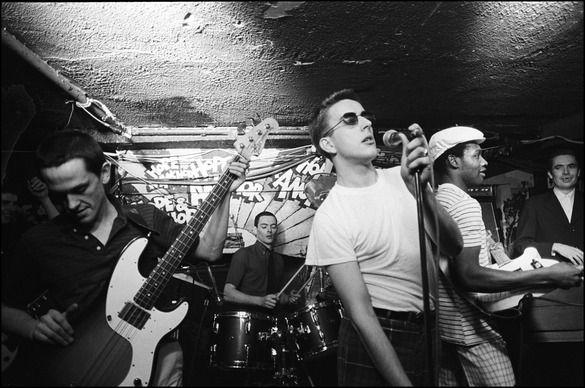 THE SPECIALS [1980; @Hope & Anchor, London | ©DavidCorio]