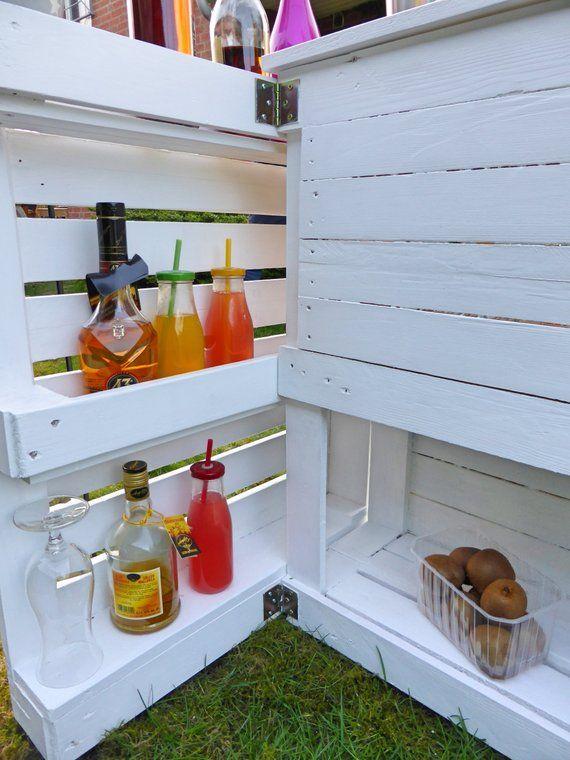 Palettenmobel Garten Bar Paletten Cocktail Bar Gartenbar Aus