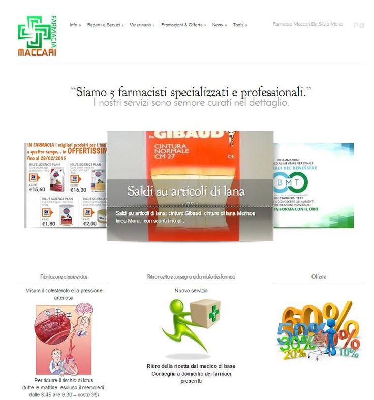 Farmacia Maccari www.farmaciamaccari.com