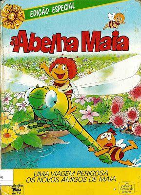 BD Portugal: A Abelha Maia - Uma Viagem Perigosa - Os Novos Ami...
