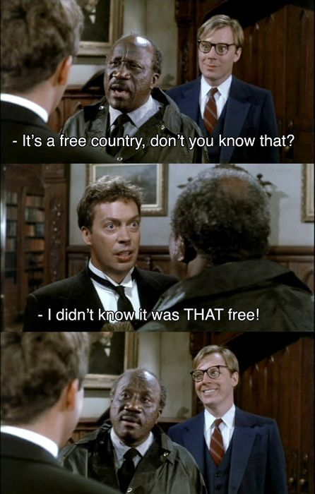 Clue, probably the best older movie I have seen!
