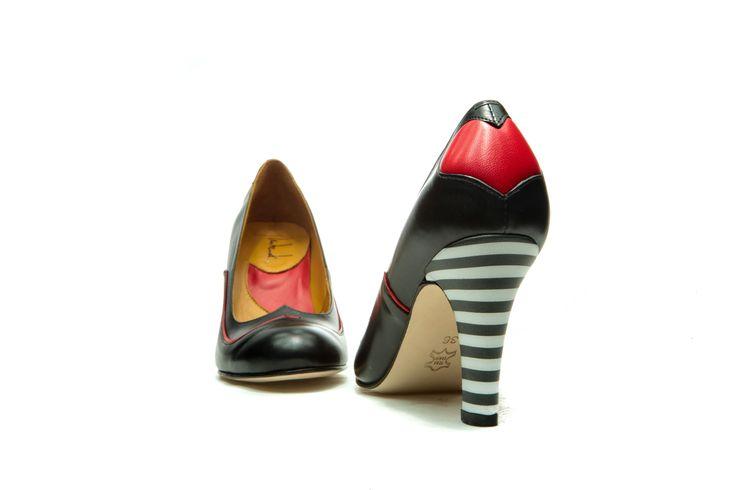 Milenika Shoes | City heart - Secretive - Milenika Shoes
