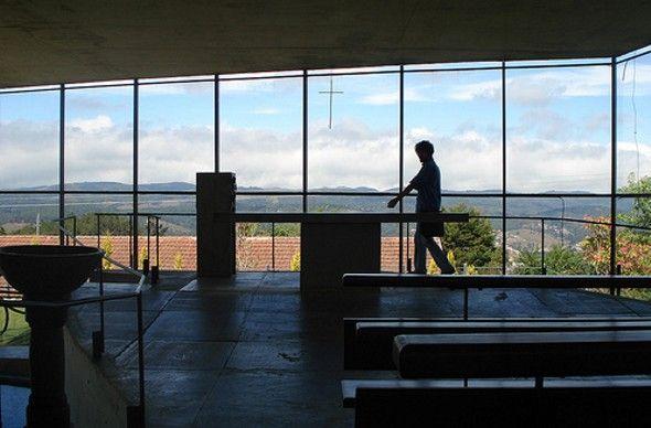 Capela de São Pedro - Campos do Jordão Donte: Cristiano Mascaro