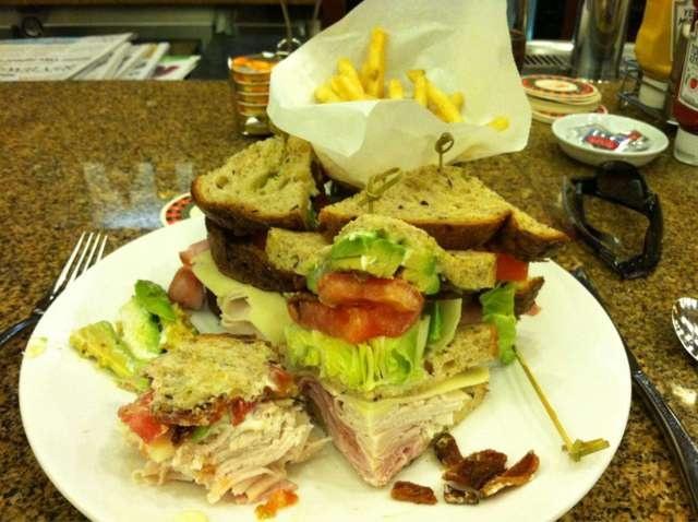 Classic club sandwich | Sir Chef | Pinterest