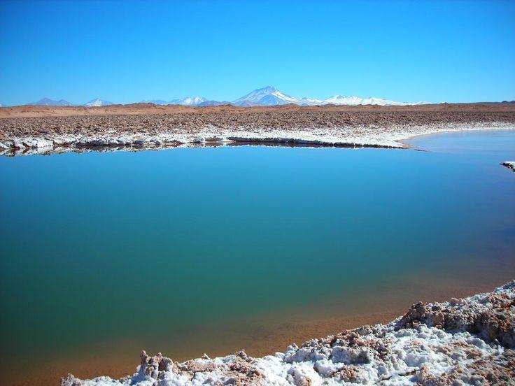 Ojo de Mar Tolar Grande, #Salta.  Más info en www.facebook.com/viajaportupais