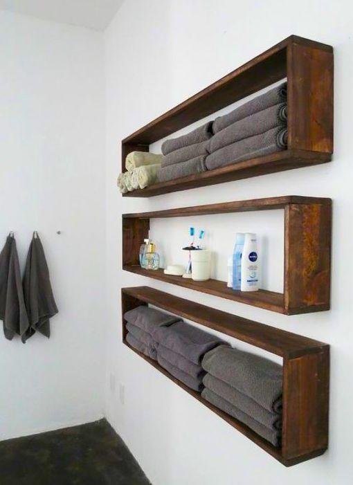 12 DIY Badezimmerdekor-Ideen mit einem Budget, das Sie nicht verpassen sollten