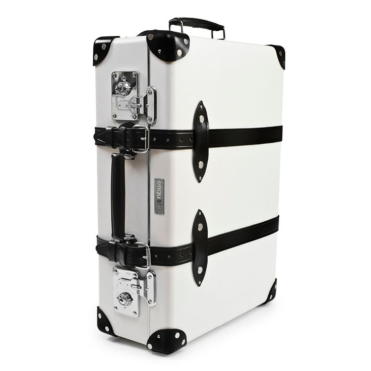 Etiquette Clothiers and Globe-Trotter Second Bespoke Luggage Collection