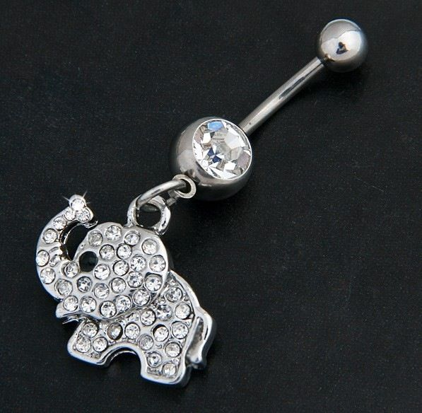 Cute belly rings