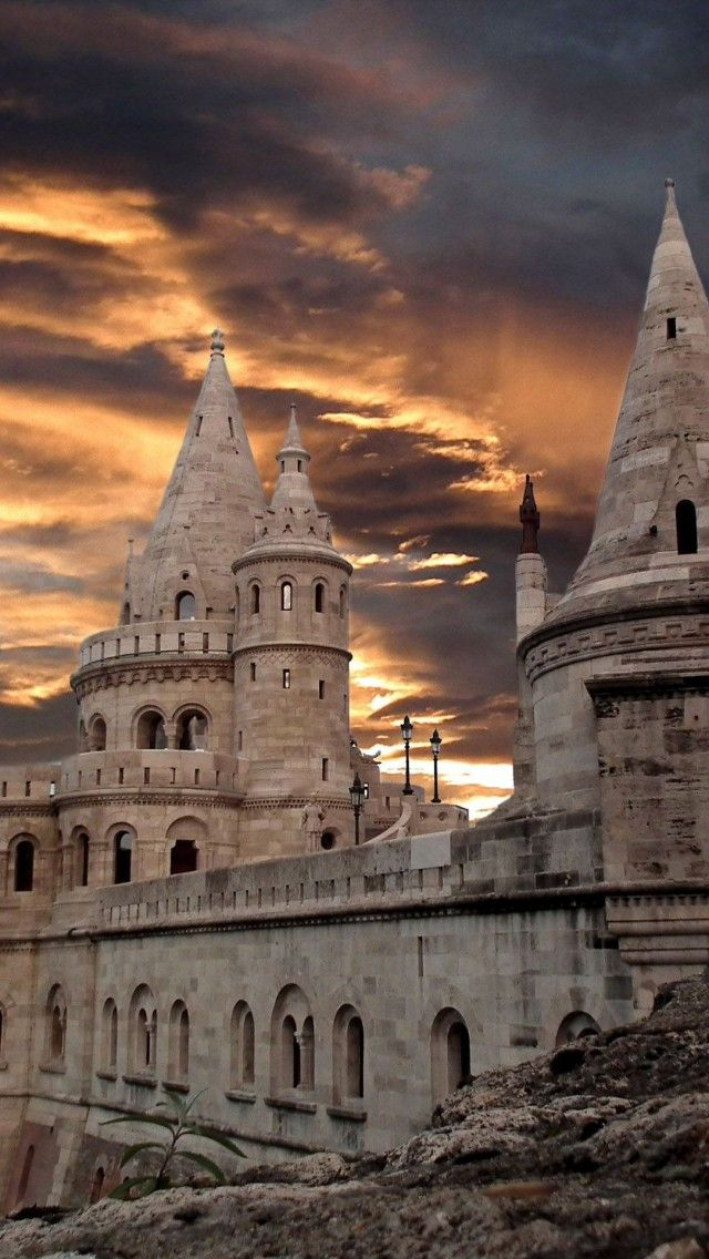 Fisherman's Bastion, Budapest, Hungary.I want to go see this place one day. Please check out my website Thanks.  www.photopix.co.nz