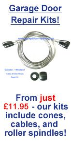 Garage Door Repair Kits