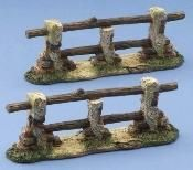 """2 Pc Fence - Fontanini 5"""" Collection"""