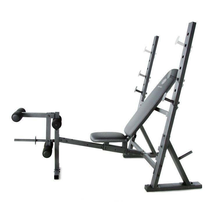 Gold's Gym XR 10.1 Weight Bench - GGBE99610