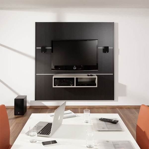 so eine tv wand von cinewall ist ne geile idee. Black Bedroom Furniture Sets. Home Design Ideas
