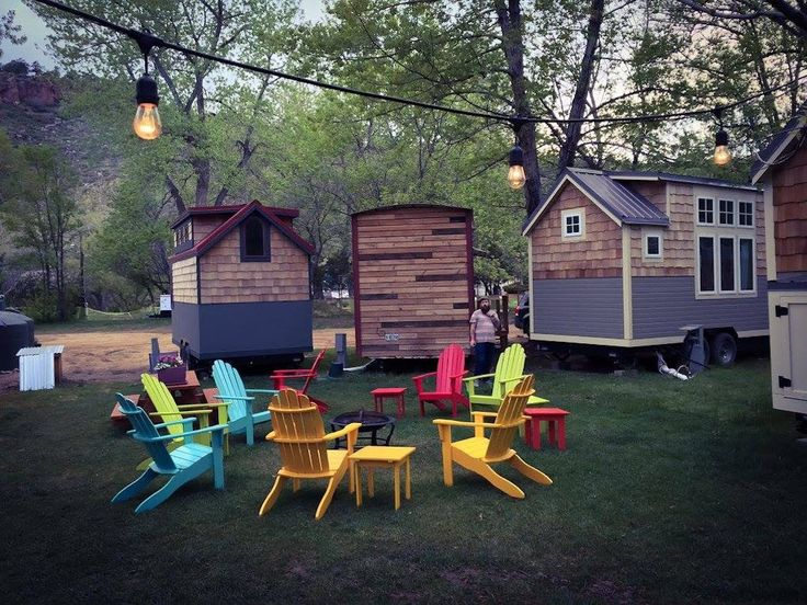 Unit 21 – Tiny House Swoon