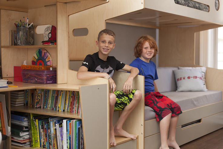 How could your kid's room be optimized and made into a unique space using Casa Kids products? #CasaKids #KidsFurniture