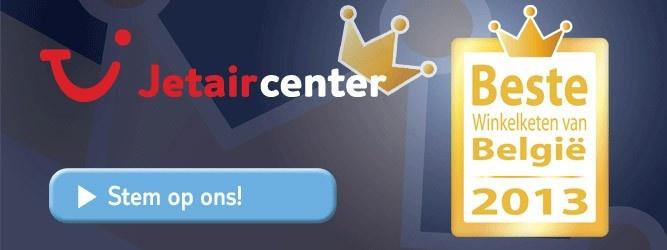 Beste Winkelketen - Meilleure chaîne de magasins   Jetaircenter Reisbureau