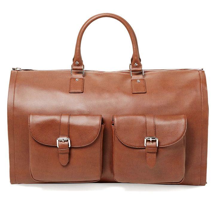 Hook + Albert — Weekender Duffel Bag on daiiily.com (until 03/22/2015 on Gilt)