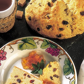 Irish Soda Bread | THE BREAD & BUTTER OF ANY MEAL | Pinterest