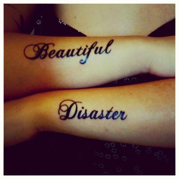 Tatuaje- Beautiful Disaster