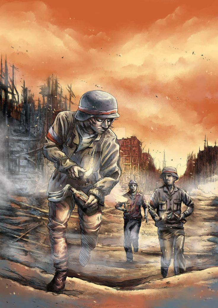 Little Freedom Fighter - Warsaw Uprising by Yanosik on DeviantArt