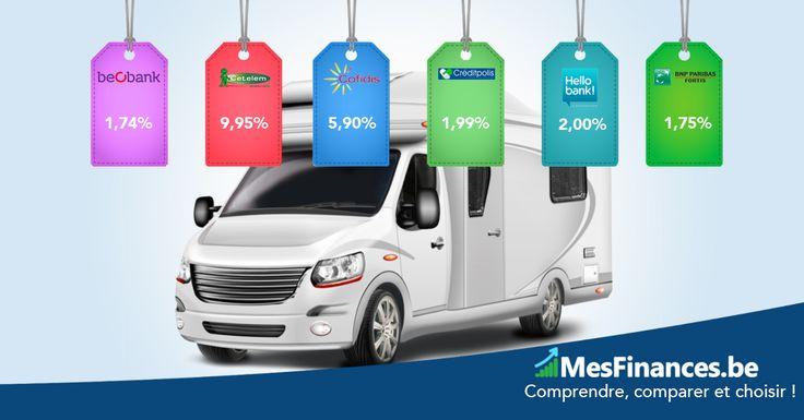 Besoin d'une solution de financement pour un camping car Neuf ou Occasion en Belgique? Simulez, Comparez, Choississez et Economisez en 3 clics !