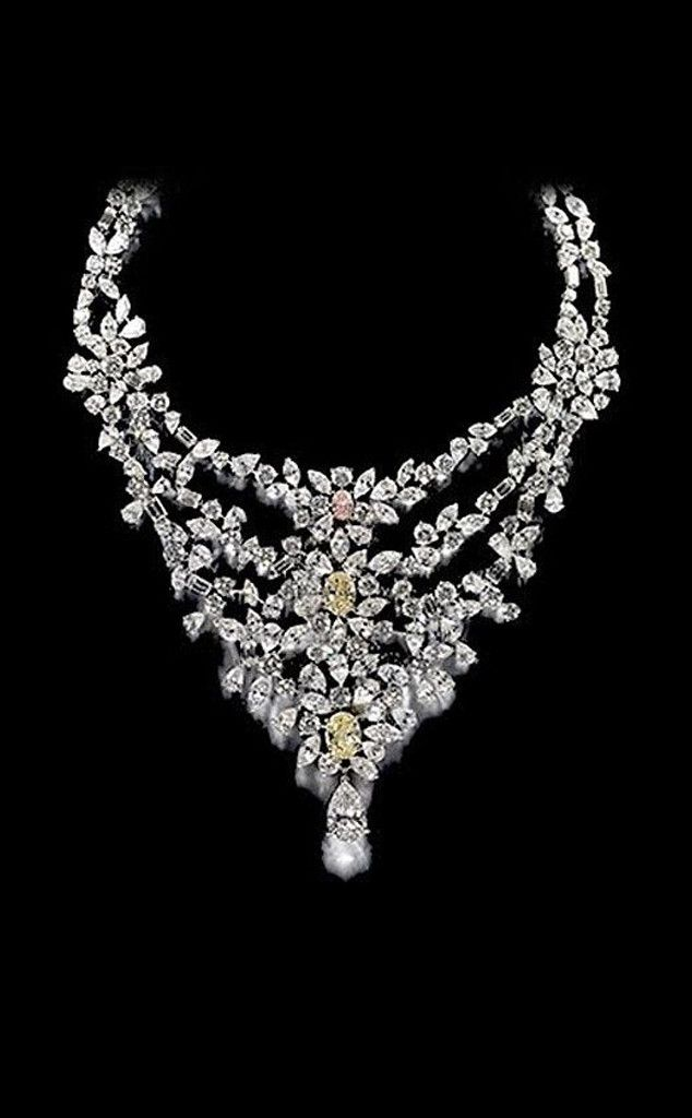 Marie Antoinette's Necklace from The Most Expensive Royal Jewels Ever