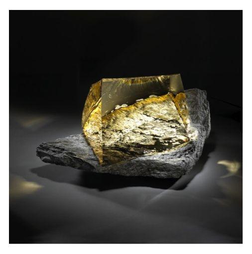 'Glass and Rock' by Vladimir Zbynovsky.