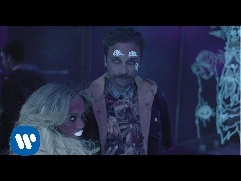 """you guys understand this was a sarcastic song right? He is poking fun at those who believe in doing only what is best for themselves with no one else in mind because unfortunately that is how most musicians are today"" Portugal. The Man - Purple Yellow Red  Blue [Official Music Video] - YouTube"