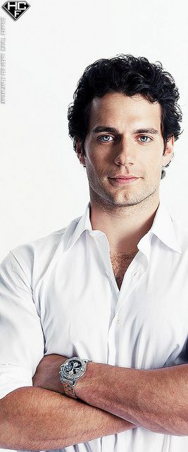 Henry Cavill ~ by A Man Can Fly - 390 | Flickr - Photo Sharing!